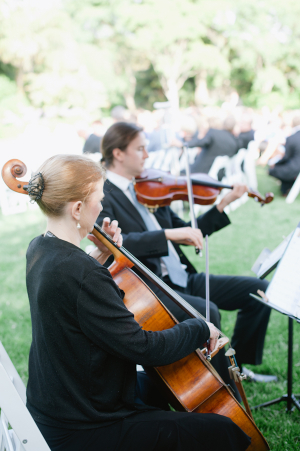 Musicians Wedding Ceremony
