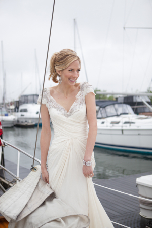 Nautical Inspired Bride