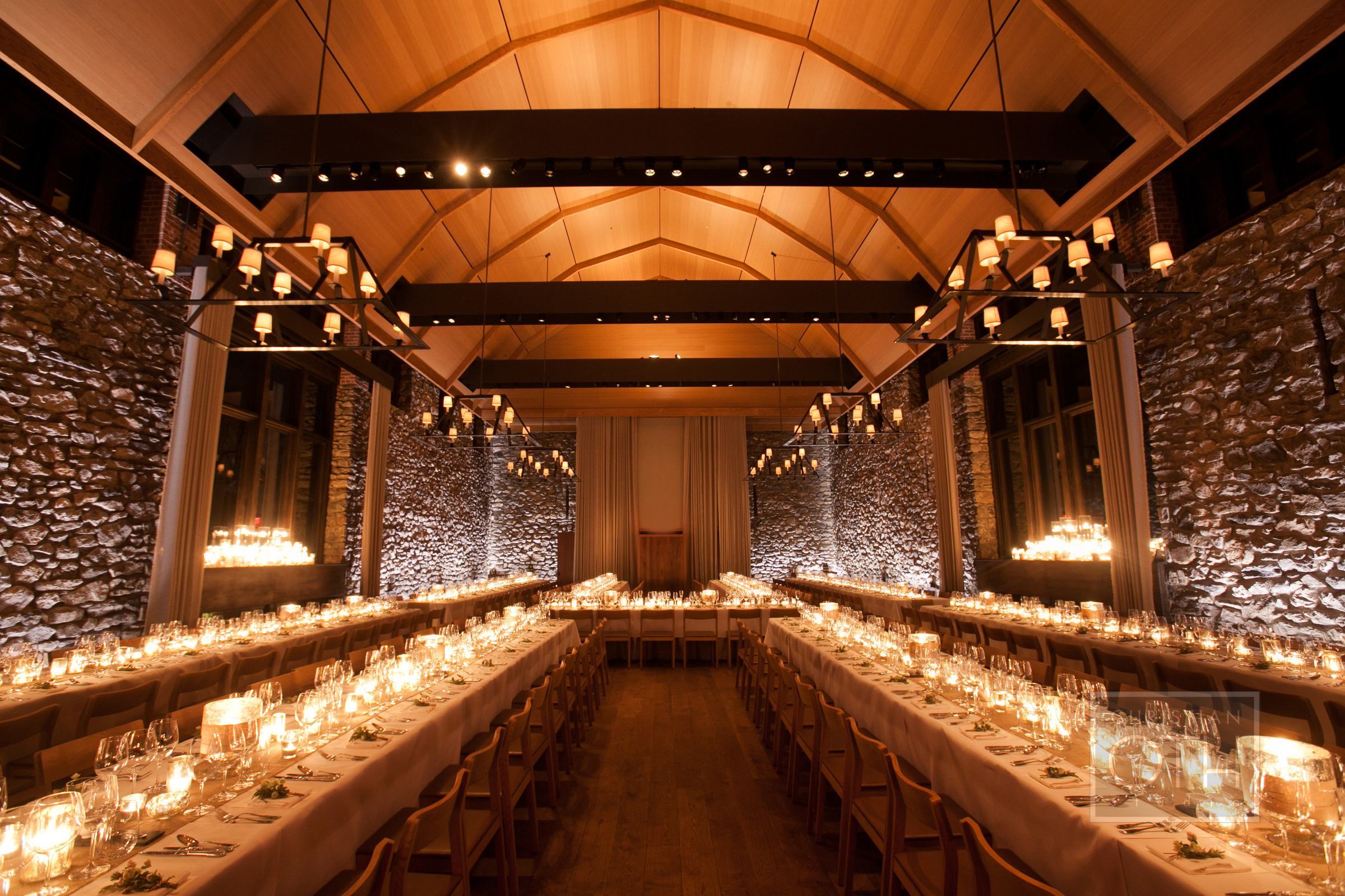 New York Reception Venue With Stone Walls Elizabeth Anne