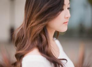 Ombre Highlights Bridal Hair Ideas