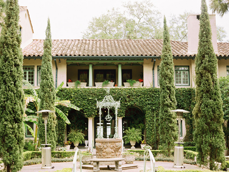 Orange Park Florida Wedding Venue Elizabeth Anne Designs