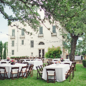 Outdoor Austin Texas Reception Venue
