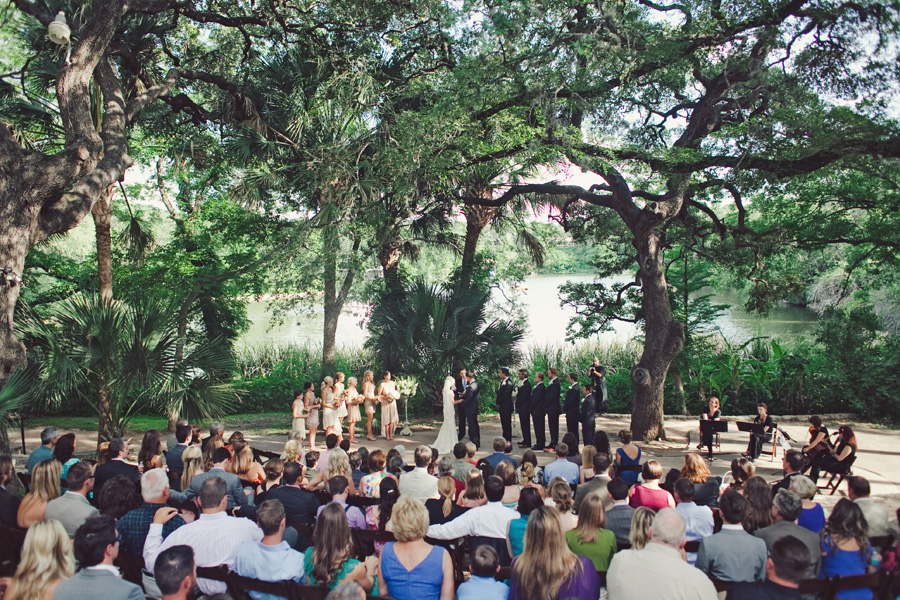 An Outdoor Wedding Ceremony At London S Hunt Club: Outdoor Austin Texas Wedding Ceremony