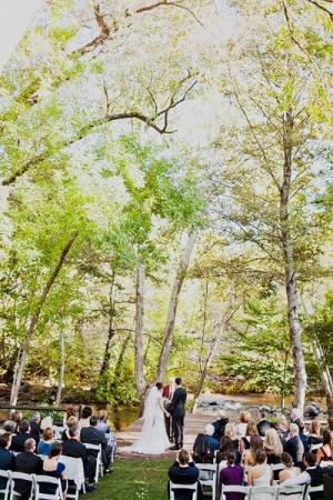 Outdoor Wedding Ceremony Arizona