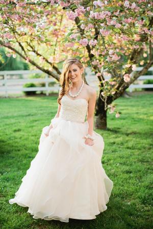 Oversize Pearl Bridal Jewelry