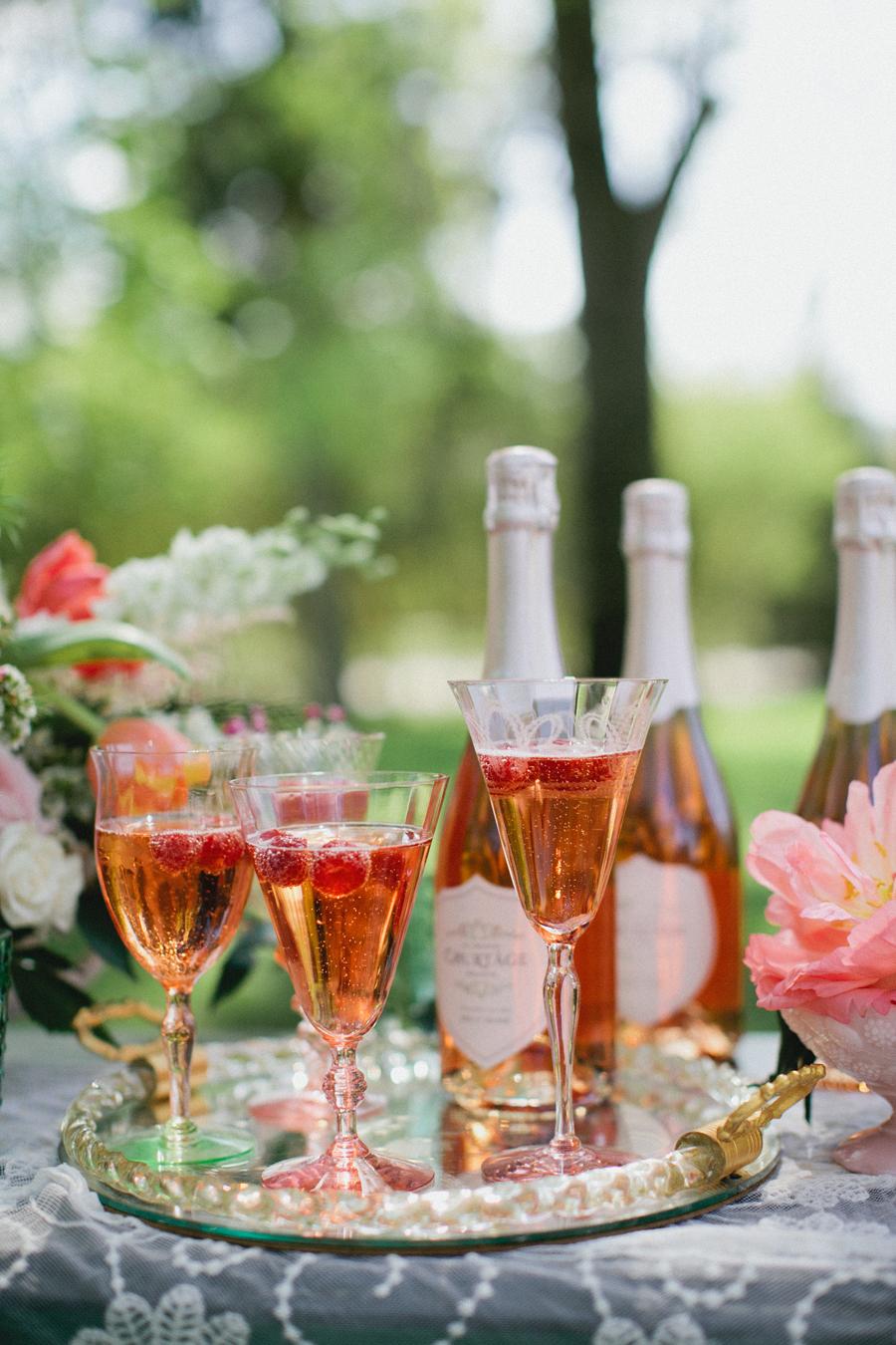 Pink Champagne Elizabeth Anne Designs The Wedding Blog