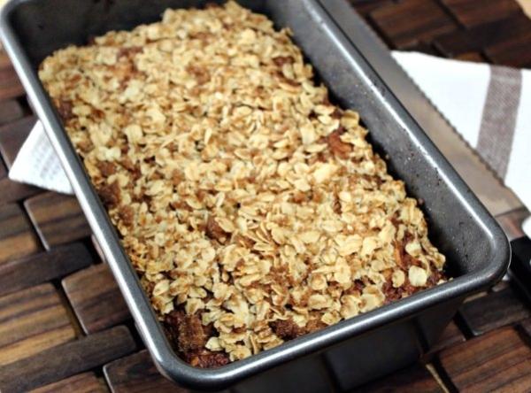 Quinoa Apple Bread