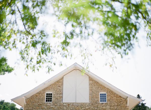 Stacked Stone Reception Venue Exterior
