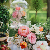 Tea Party Wedding Ideas