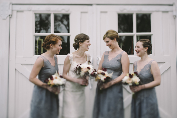 Yoana Baraschi Bridesmaids