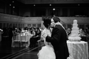 Bride and Groom First Dance1