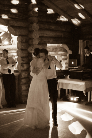 Bride and Groom First Dance2