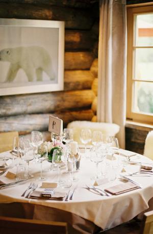 Casual Simple Rustic Wedding