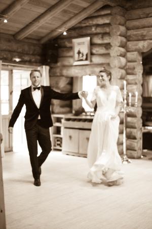 Chamonix Cabin Wedding