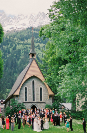 Chamonix Chapel