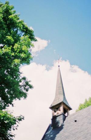 Chapel in Chamonix