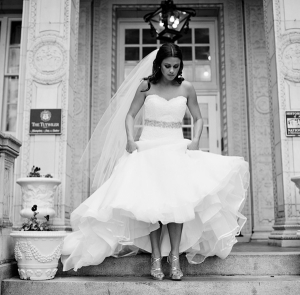 Classic Southern Bride