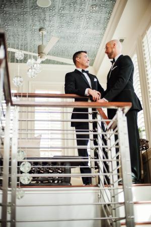 Classic Wedding Grooms