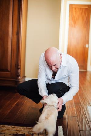 Dogs in Wedding Ceremonies