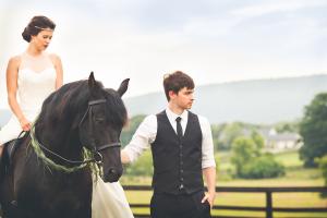 Equestrian Wedding Ideas