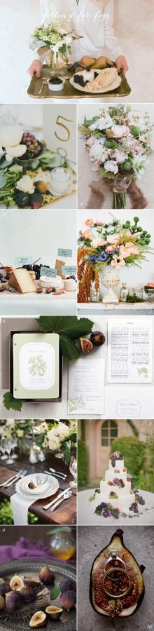 Fig Wedding Ideas