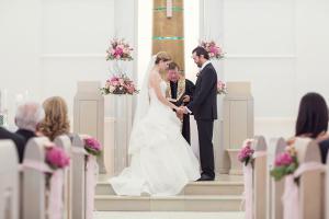 Florida Chapel Wedding Ceremony