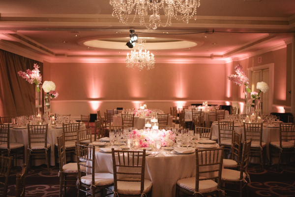 Hotel Ballroom Reception Venue