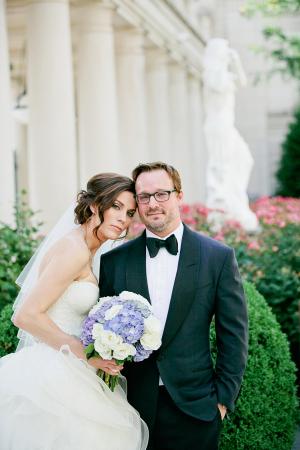 Kristyn Hogan Wedding Portrait