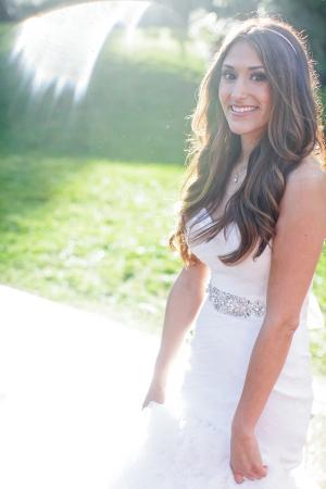 Long Loose Bridal Hair Ideas