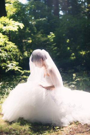 Melissa Gidney Bridal Portrait