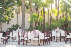 Outdoor Florida Reception Venue Ideas