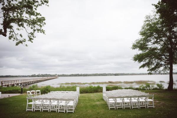 Outdoor Lowcountry Wedding Venue