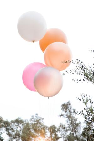 Oversize Balloons at the Fair