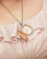 Personalized Bridesmaids Locket