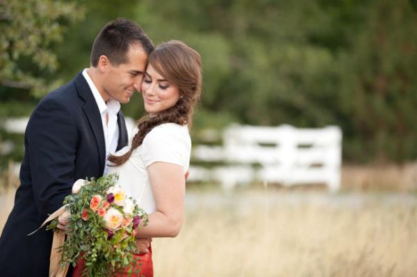 Pretty Equestrian Wedding Ideas
