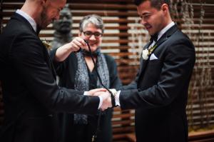 Rope Ceremony in Wedding