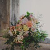 Rustic Elegant Wedding Flowers