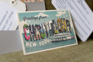 Vintage Chatauqua Postcard