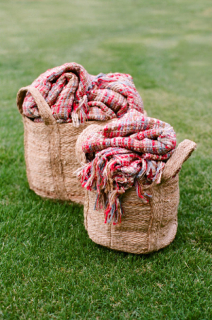 Blankets For Wedding Guests