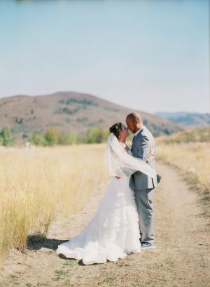 Blue Rose Photography Wedding Portrait