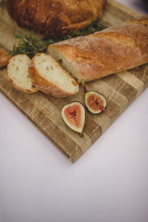Bread and Fig Display