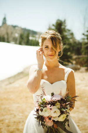 Bridal Portrait Chantel Marie