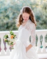 Casual Elegant Bride