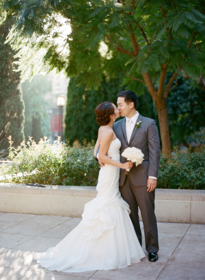 Classic Bride and Groom From Esther Sun