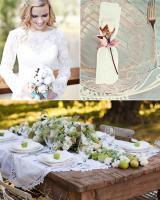 Cotton Wedding Ideas