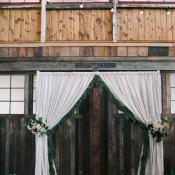 Rustic Elegant Seattle Wedding From Michele M Waite