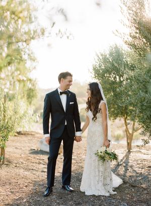 Elegant Santa Barbara Wedding