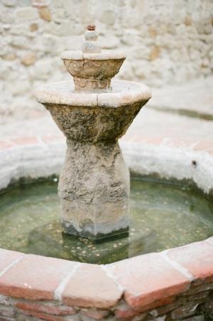 Fountain at Serra Plaza
