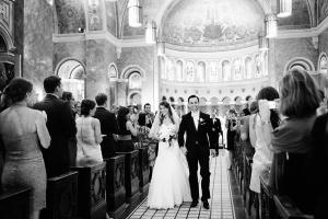 Just Married Justine Bursoni