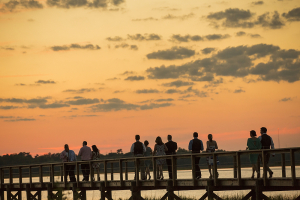 Lowcountry Sunset Wedding Venue